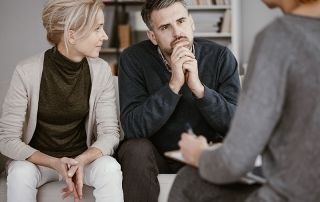 being intimate at couples therapy