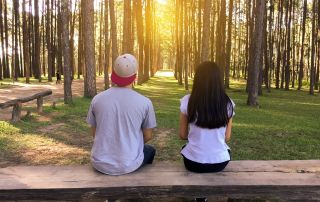 Couples in therapy