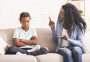 parenting in coronavirus lockdown